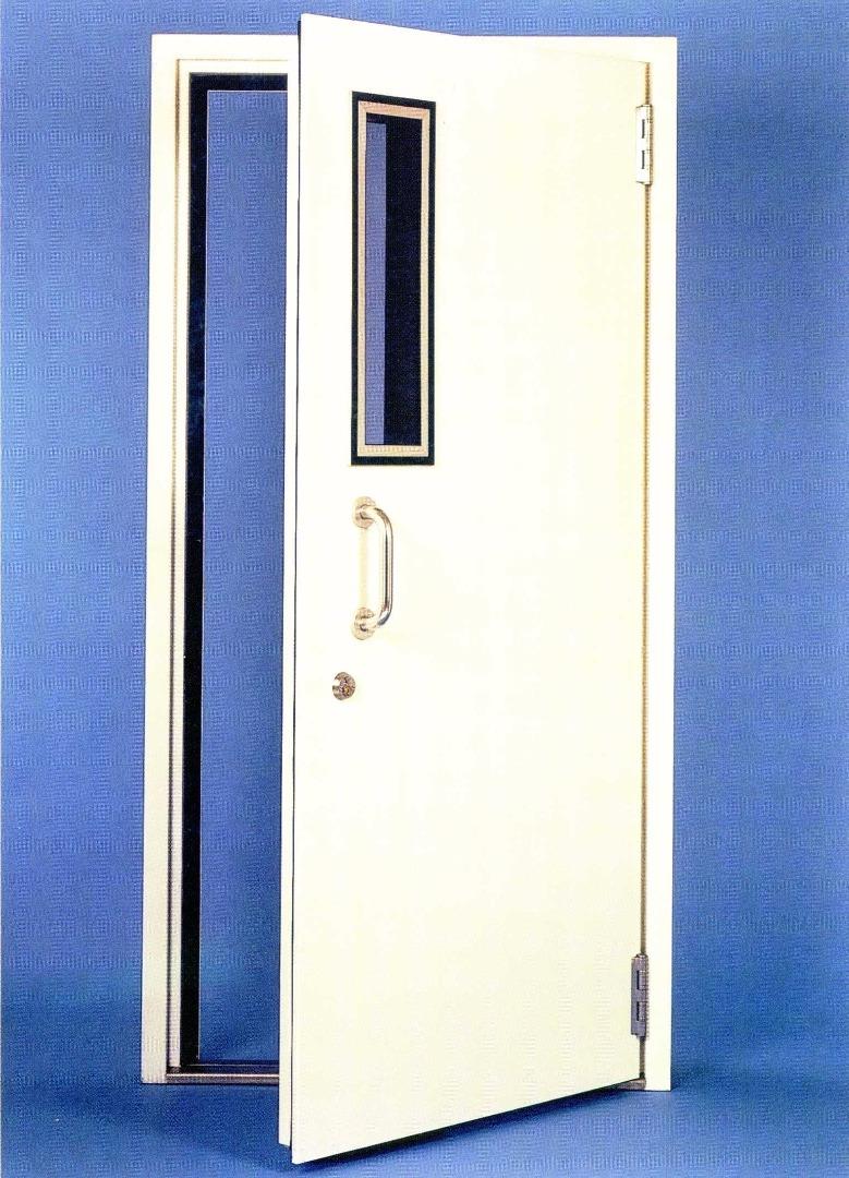 Porte con attenuazioni certificate porta standard stc 47 - Porta insonorizzata ...